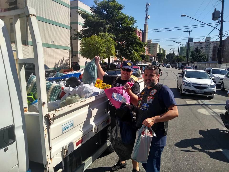 2018 Campanha do Agasalho Metropolitano - Moto Clube Estradeiros da ... 846d07fb0e21b