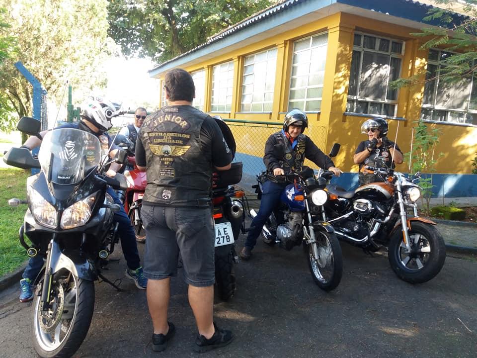 2018 Campanha do Agasalho Metropolitano - Moto Clube Estradeiros da  Liberdade d16fba971fc90